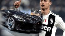 Cristiano Ronaldo thực sự sở hữu chiếc siêu xe Bugatti đắt nhất thế giới?