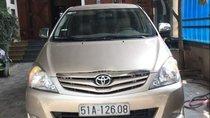 Bán Toyota Innova G đời 2011, màu vàng cát, 423 triệu