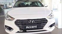 Bán Hyundai Accent đời 2019, màu trắng, 495tr