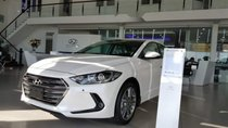 Bán xe Hyundai Elantra đời 2019, màu trắng