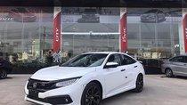 Bán Honda Civic RS 1.5 AT sản xuất năm 2019, màu trắng, nhập khẩu nguyên chiếc, 929tr
