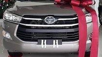 Bán xe Toyota Innova 2.0G 2019, màu xám, xe mới 100%