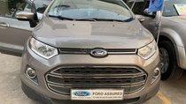 Bán Ford EcoSport Titanium 1.5 AT đời 2015, màu nâu, 44000km, 501 triệu