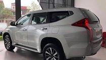 Bán xe Mitsubishi Pajero Sport sản xuất năm 2018, màu trắng, xe nhập, giá tốt