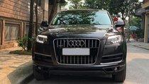 Bán xe Audi Q7 Quattro 3.6L 2011, full options, chủ xe giữ gìn, cam kết nguyên bản