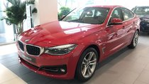 Bán ô tô BMW 3 Series 320i Gran Turismo 2018, màu đỏ, xe nhập