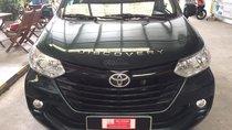 Cần bán gấp Toyota Avanza E sản xuất năm 2018, màu xanh lam, xe nhập
