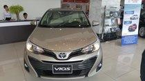 Toyota Vios 2019 giao ngay, tặng bảo hiểm thân vỏ, lắp đặt phụ kiện chính hãng, hotline 0987404316 - 0355283111