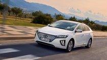 Hyundai Ioniq 2020 cập nhật, cải tiến công nghệ cùng tầm vận hành