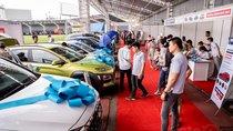 Nhìn lại Hội chợ Oto.com.vn lần 1, sự kiện lái thử và mua bán ô tô lớn nhất tháng 4/2019