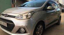 Bán Hyundai Grand i10 năm 2016, màu bạc, nhập khẩu
