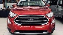 Bán xe Ford EcoSport Titanium 1.5L AT 2019, màu đỏ