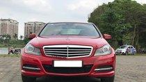 Bán Mercedes C250 sản xuất 2012, màu đỏ