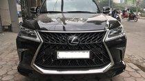 MT Auto bán Lexus LX 570S Super Sport SX 2018, xe tên công ty XHĐ cao, màu đen. LH em Hương 0945392468