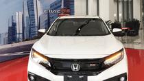 Bán Honda Civic RS Trắng 2019, tặng full phụ kiện và BH, vay 90% xe
