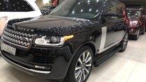 Bán ô tô LandRover Range Rover 5.0 sản xuất 2014, màu đen nhập từ Anh