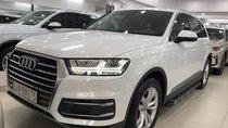 Bán ô tô Audi Q7 đăng ký 2017, màu trắng xe nhập