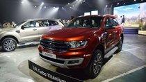 Vì đâu xe 'Hot' Ford Everest 2019 giảm giá mạnh tại đại lý?