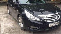 Bán Hyundai Sonata Y20 AT 2010, màu đen, chính chủ
