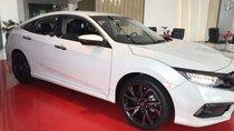 Cần bán xe Honda Civic năm sản xuất 2019, màu trắng, giá tốt