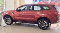 Bán xe Ford Everest 2019, màu đỏ, nhập khẩu nguyên chiếc, mới 100%