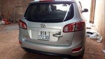 Cần bán xe Hyundai Santa Fe sản xuất 2010, màu bạc, xe nhập, giá tốt