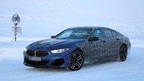 BMW 8 Series Gran Coupe bất ngờ lộ ảnh nóng