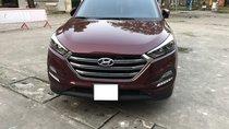 Hyundai Tucson 2.0 màu đỏ sản xuất 2015 nhập khẩu Hàn Quốc