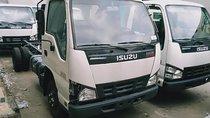 Bán Isuzu QKR 2019, màu trắng, xe kiểu dáng đẹp mẫu mã đa dạng