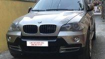Chính chủ cần bán BMW X5 3.0 SI, xe gia đình, màu vàng cát, xe nguyên bản, nội thất full