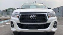 Toyota Hilux 2.4E số tự động, một cầu giao ngay, giá tốt. Hotline 0987404316 - 0355283111