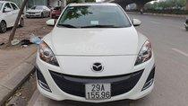 Bán ô tô Mazda 3 1.6AT sedan SX 2011, màu trắng, nhập khẩu, giá 435tr