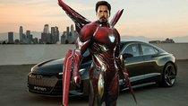 Mẫu xe Audi e-tron GT được Iron-Man sử dụng trong Avengers Endgame có gì đặc biệt?