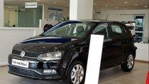 Bán Volkswagen Polo 1.6AT đời 2018, màu đen, nhập khẩu