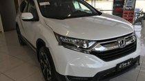 Bán xe Honda CR V đời 2019, màu trắng, nhập khẩu