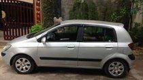 Cần bán Hyundai Getz năm 2010, màu bạc, xe nhập, giá tốt