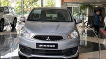 Bán xe Mitsubishi Mirage năm sản xuất 2019, màu bạc, nhập khẩu