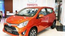 Bán Toyota Wigo 2019 nhập khẩu, trả góp 85%, lãi suất thấp, chỉ cần 130 triệu quà tặng hấp dẫn