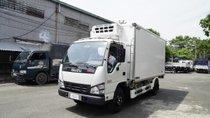 Bán xe đông lạnh Isuzu 1.9 tấn QKR270 2019, trả góp 80%