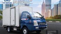 Bán xe tải Daisaki máy Isuzu bền bỉ, tiết kiệm nhiên liệu