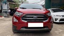Bán Ford Ecosport 1.0 Ecoboss Titanium màu đỏ sản xuất 2018 biển Hà Nội