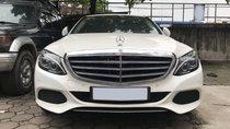 Chính chủ bán Mercedes C250 Exclusive SX 2017, ĐK 12/2017, trắng/kem. Còn BH thân vỏ