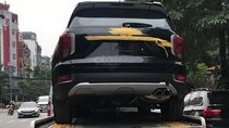 Hyundai Palisade 2019 bất ngờ về Việt Nam, SUV cỡ lớn có thêm lựa chọn