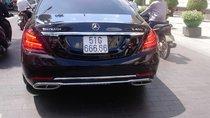 Mercedes-Maybach S450 biển ngũ quý 6, quá khó định giá