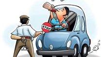 Cảnh sát Mỹ làm gì khi ma men lái xe bất hợp tác?