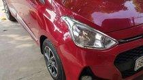 Bán Hyundai Grand i10 1.2 AT năm 2018, màu đỏ