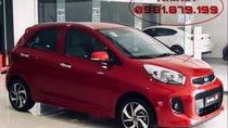 Bán ô tô Kia Morning năm sản xuất 2019, màu đỏ, giá tốt
