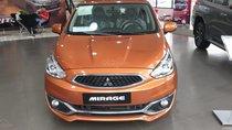 Bán Mitsubishi Mirage năm 2019, màu cam, nhập khẩu, giá 450tr