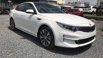 Cần bán xe Kia Optima ATH năm 2017, màu trắng giảm giá cực sâu chỉ còn 1 chiếc duy nhất