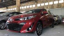 Toyota Yaris 2019 nhập khẩu Thái Lan, xe mới 100%, thanh toán 220tr nhận xe ngay